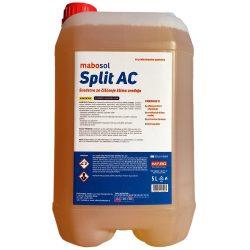 Sredstvo za dezinfekciju klima uređaja MABOSOL Split AC 5l