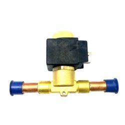 Mágnesszelep hűtőközeghez forrasztós 1028-2S   6mm