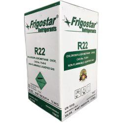 Hűtőközeg R22 Frigostar 13,6kg