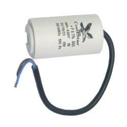 Kondenzátor üzemi   8 µF kábeles Coolstar