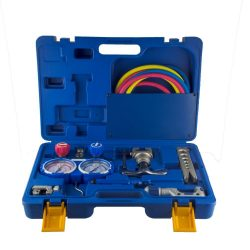 Set za frigomehaničare za freon VTB-5B-I (R410A)
