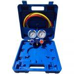 Manometarska baterija  VALUE VMG-2-R600-B