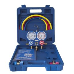 Manometarska baterija  VALUE VMG-2-R134a-B (set)