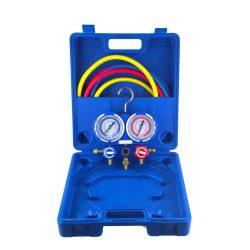 Manometarska baterija VALUE VMG-2-R32 (set)