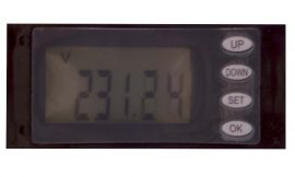 Teljesítmény mérő 240V/20A