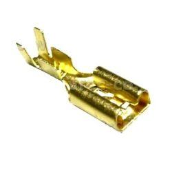 Crimp-kablovska stopica  4,8 mm (ženska) 10 kom/pak.