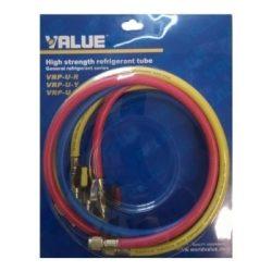 Töltöcső csappal 1800mm Value VRP-C 3db/csomag