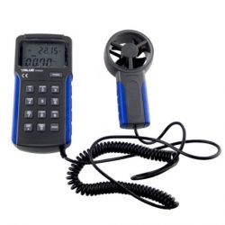 Anemometar - Digitalni instrument za merenje protoka vazduha  VAM-361 Value
