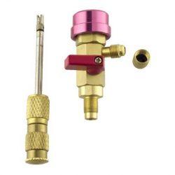 Ventil za vađenje iglice ventila za auto klimu za vis. pritisak (TLVC 138H)
