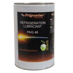 Olaj Frigostar PAG 46 / 5 liter