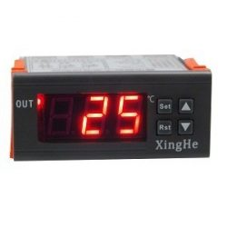 Termostat digitalni XH-2030 230V 500°C