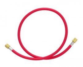Töltőcső 1000mm - piros