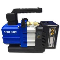 Vákuumszivattyú VRP-2DLi Value
