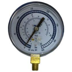 Manométer alacsonnyomásra R32 gázra Value