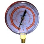 Manométer magasnnyomásra R32 gázra Value