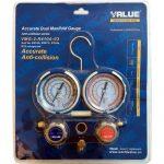Manometarska baterija set  VALUE VMG-2-R410A-03 (folija pak.)