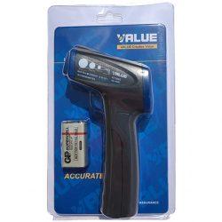 Digitalni infra/laserski termometar Value VIT300S (pištolj)