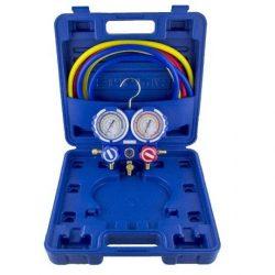 Manometarska baterija VALUE VMG-2-R410A-B (68mm)