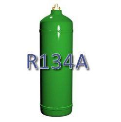R134A hűtőközeg 0,9kg, újratölthető 1kg-os palackban