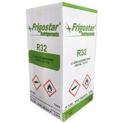 Hűtőközeg FRIGOSTAR R32 visszaváltható 8,5kg palackban